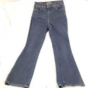 🌻NYDJ High Rise Dark Wash Bootcut Denim Jeans